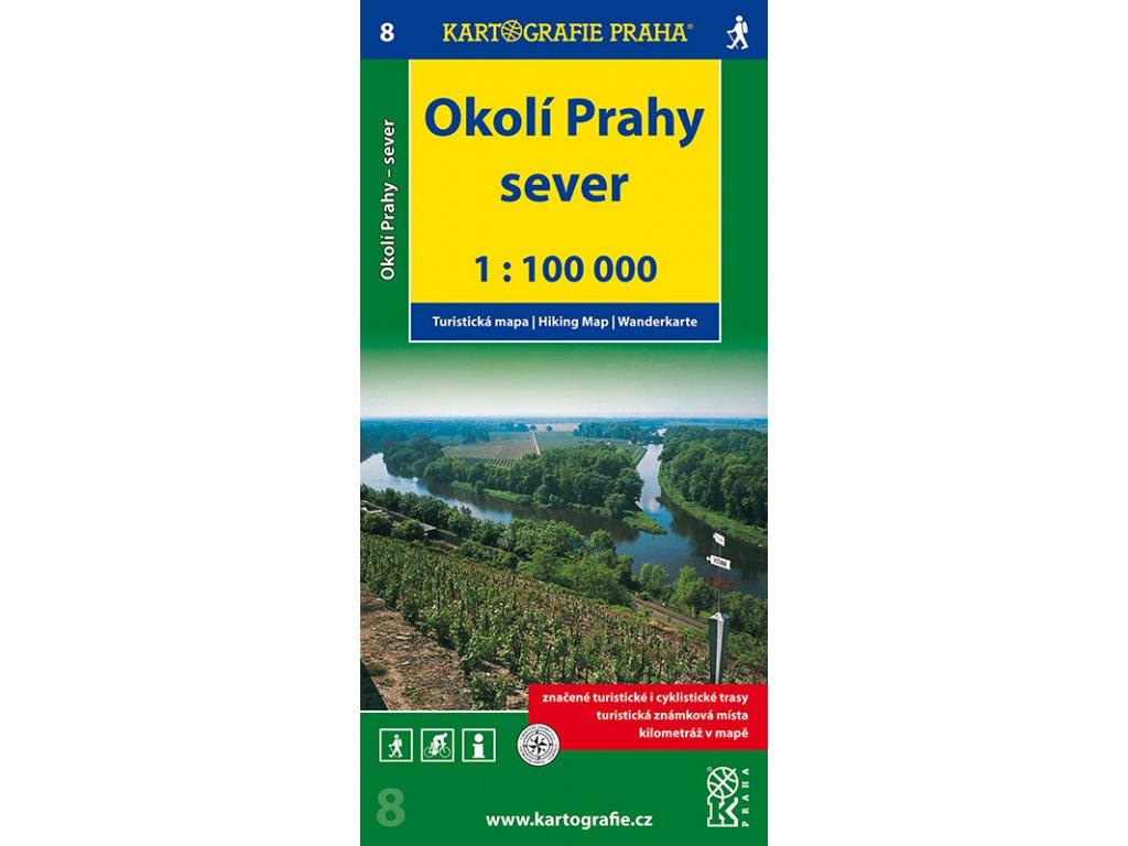 TM 08 Okolí Prahy-sever  1:100T