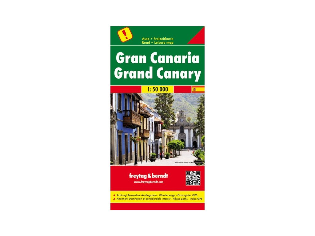 Gran Canaria 1:75t FB mapa