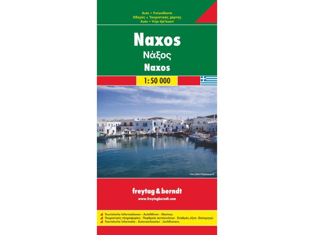 Naxos / mapa 1:50t FB