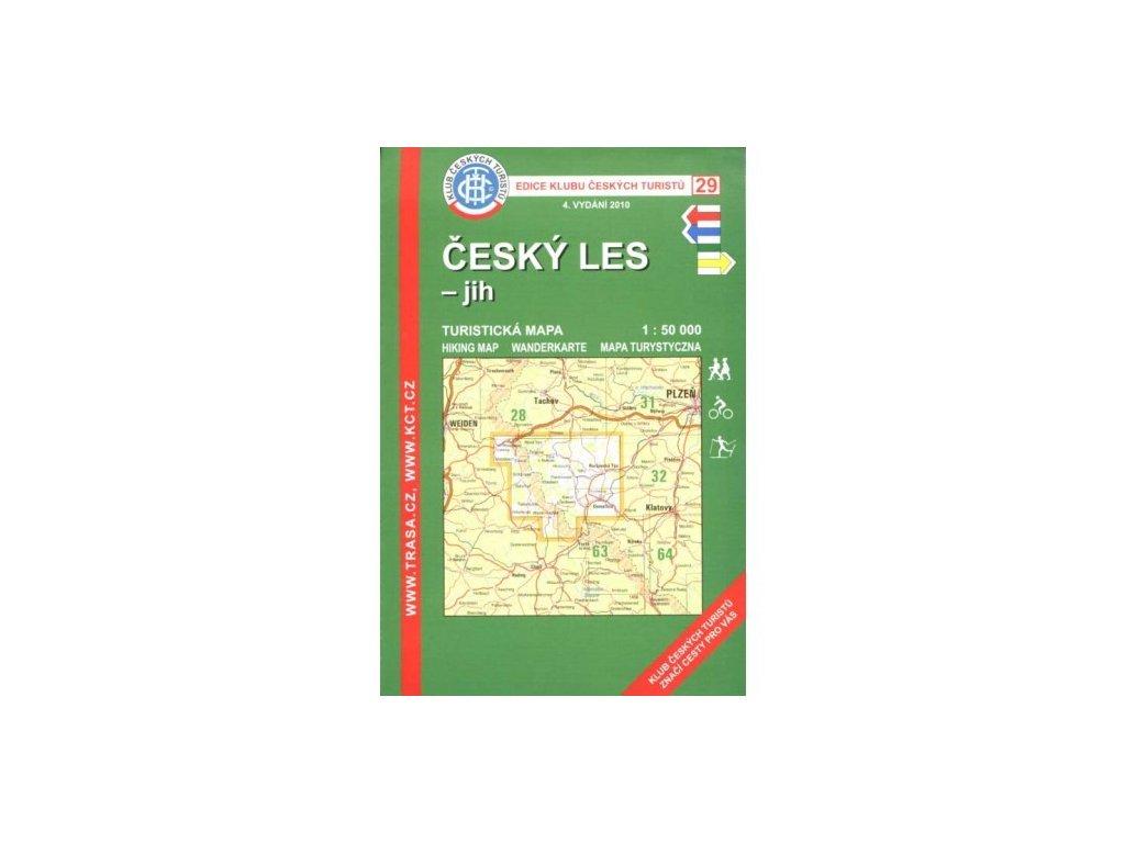 KCT 29  Český  les - jih