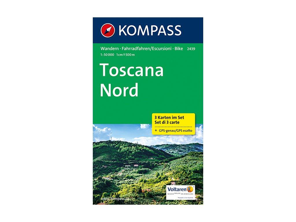 KOM 2439 Toscana Nord 3set