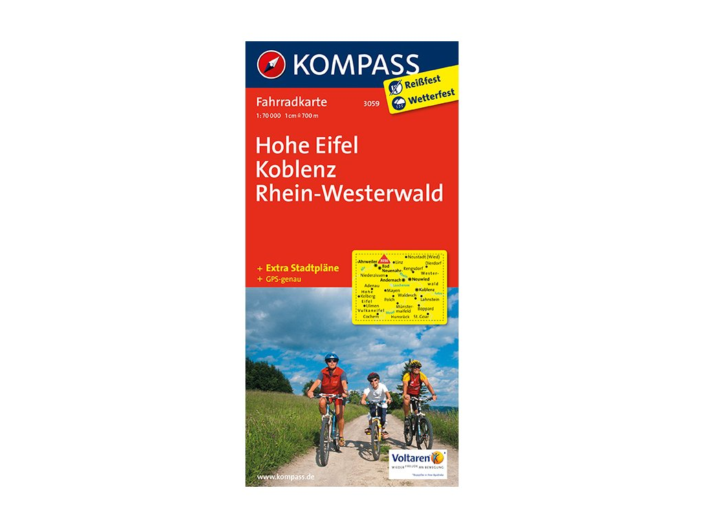 KOM 3059 Hohe Eifel-Koblenz-Rhein-Westerw 70T