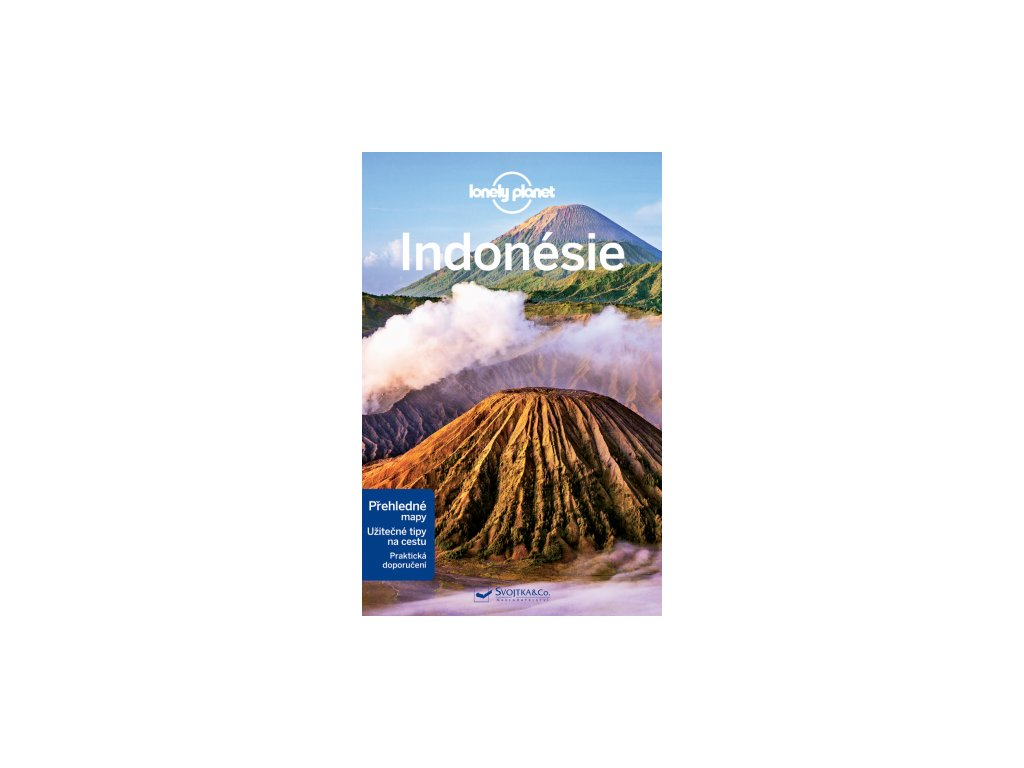 Indonesie 2017/průvodce .LP česky SVOJTKA