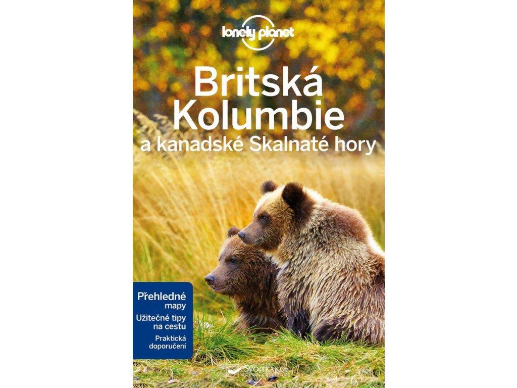 Britská Kolumbie a Kands. skal. hory LP
