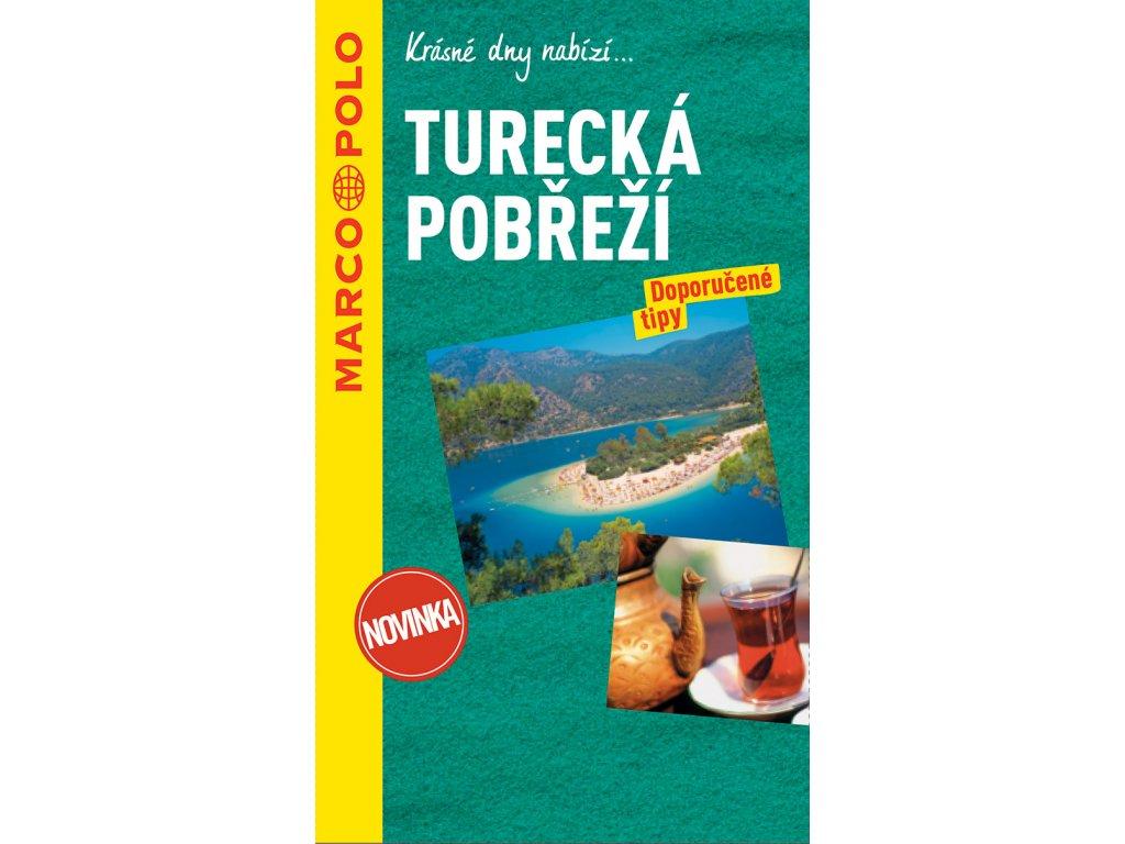Turecké pobřeží/prův.spirála MD