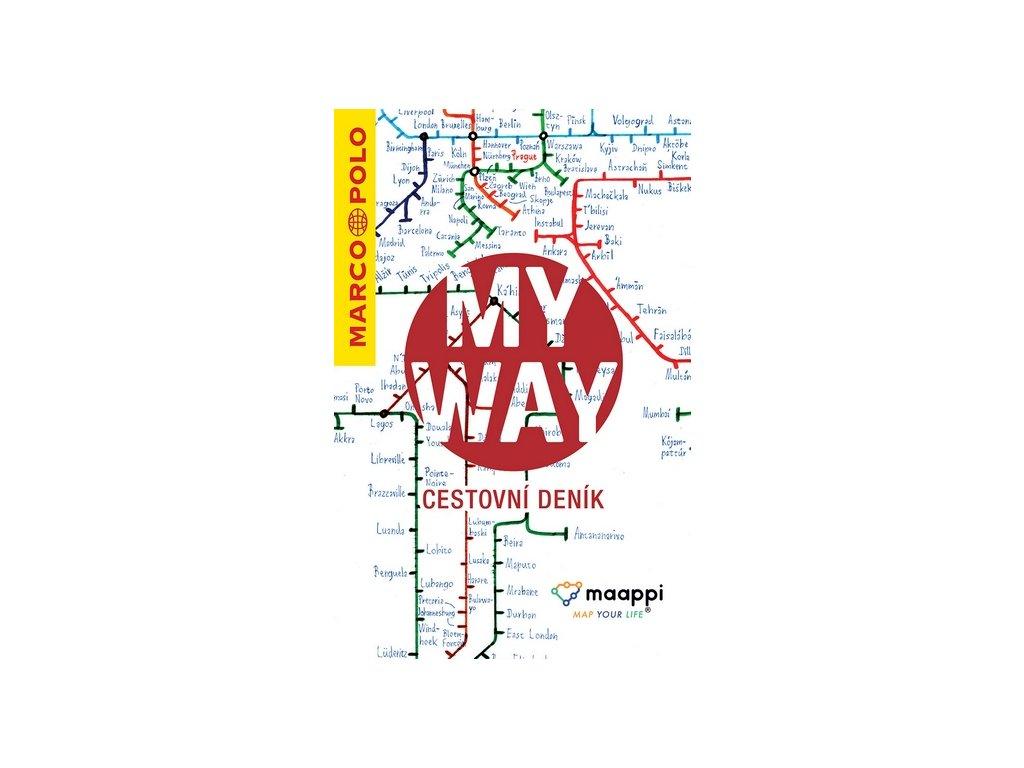 MY WAY - cestovní deník MP