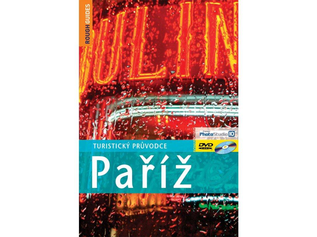 Paříž turistický průvodce JOTA