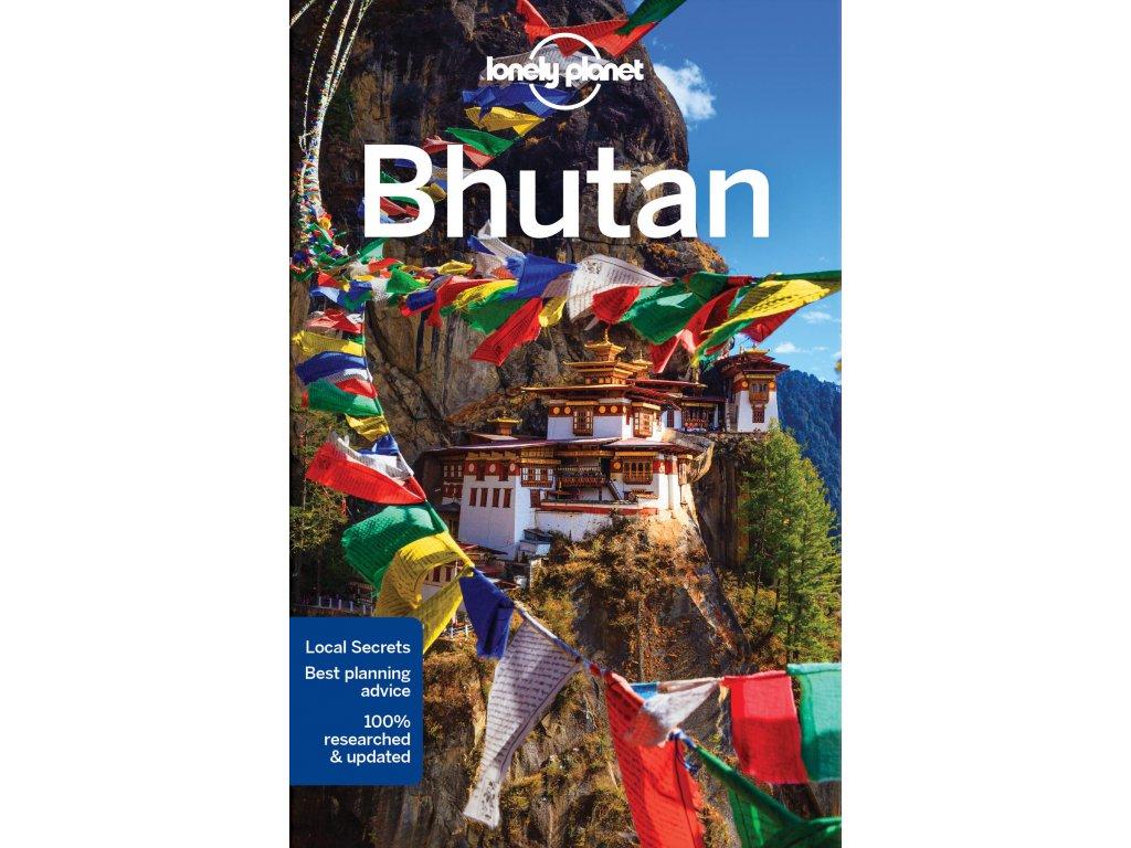 Bhutan průvodce AJ LP