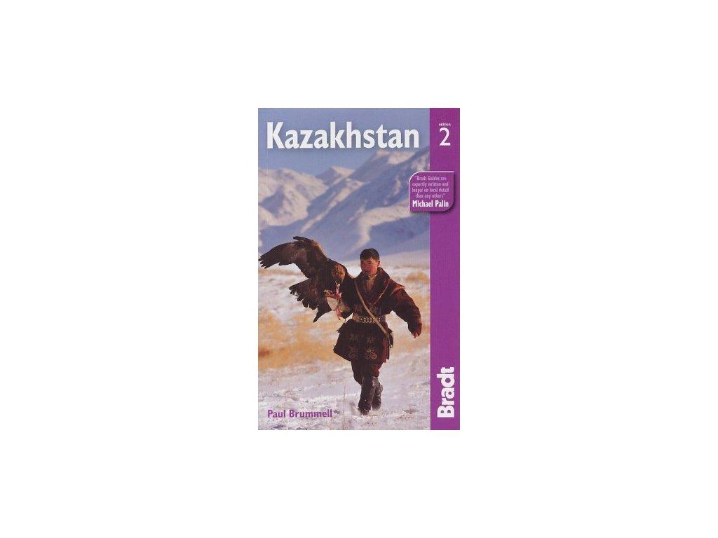 Kazachstan /průvodce BRADT anglicky