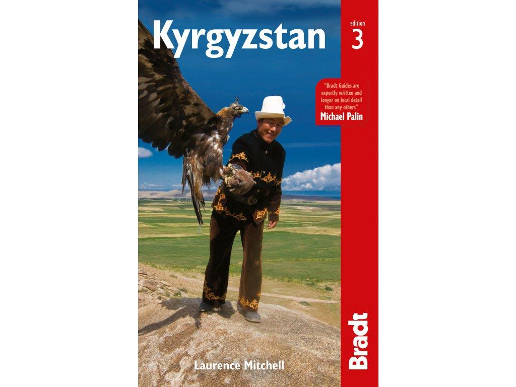 Kyrgyzstan průvodce BRADT 3.vyd. angl.