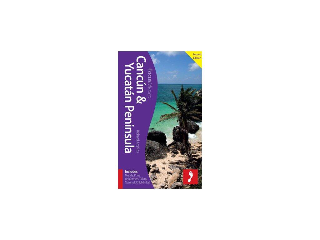 Yucatan Peninsula & Cancun průvodce anglicky