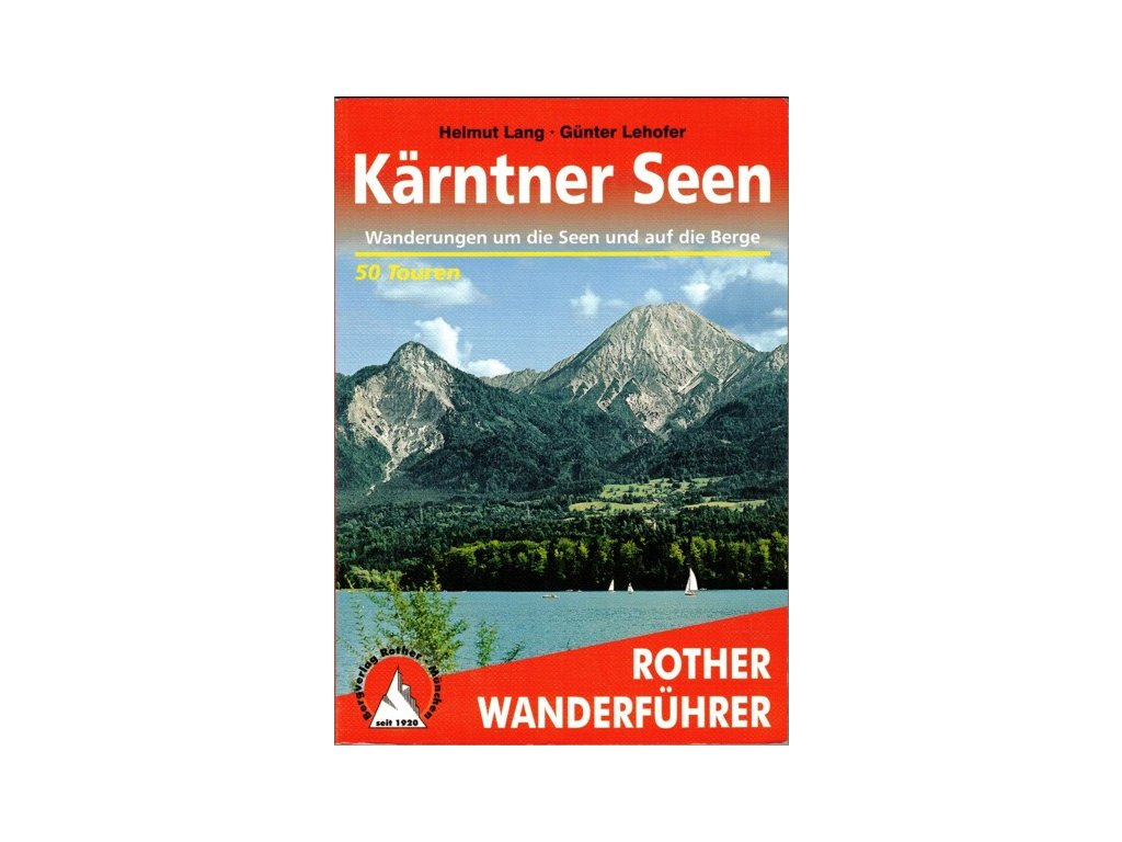Karntner Seen/prův.ROTHER německy