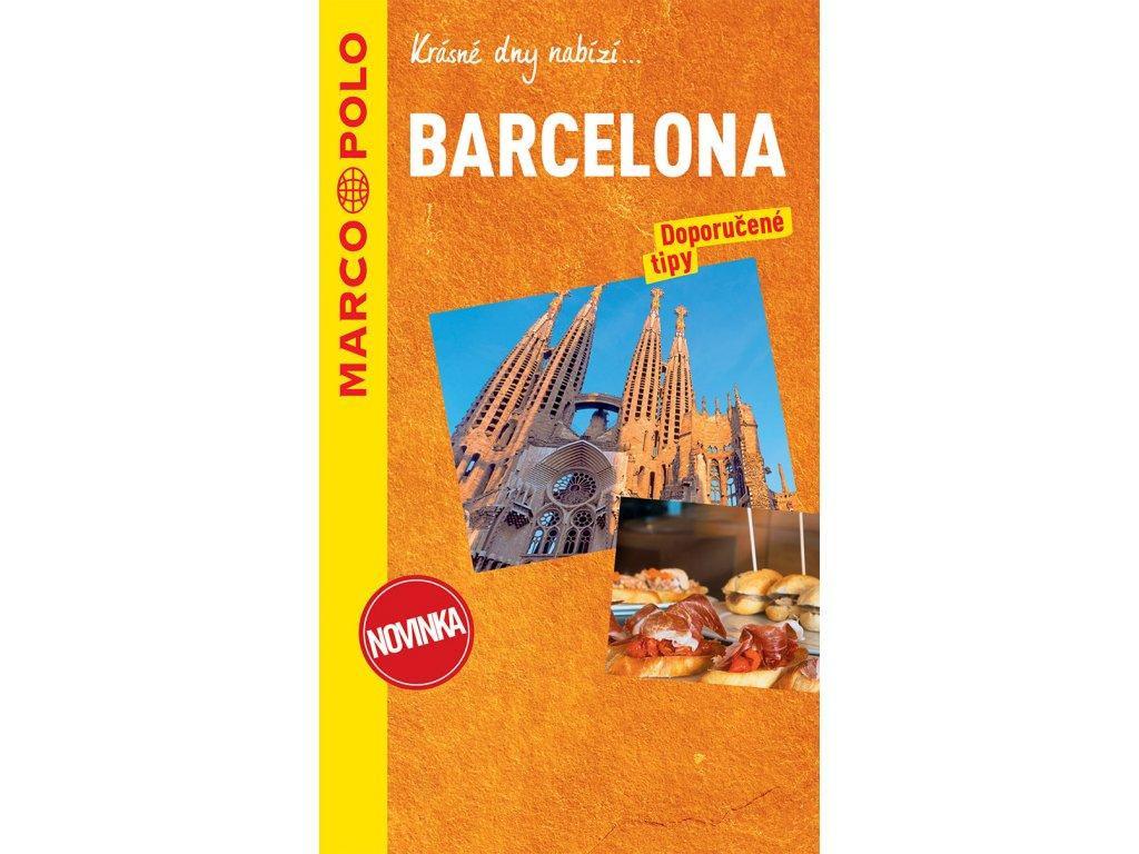 Barcelona/prův.spirála MD