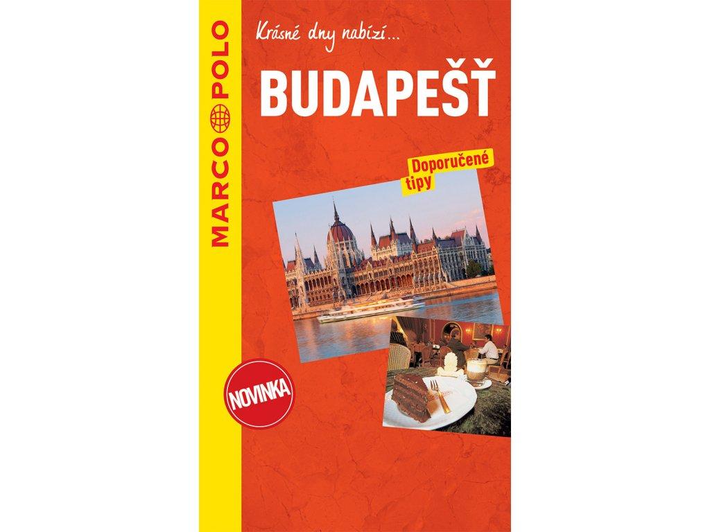 Budapešť průvodce.spirála MD