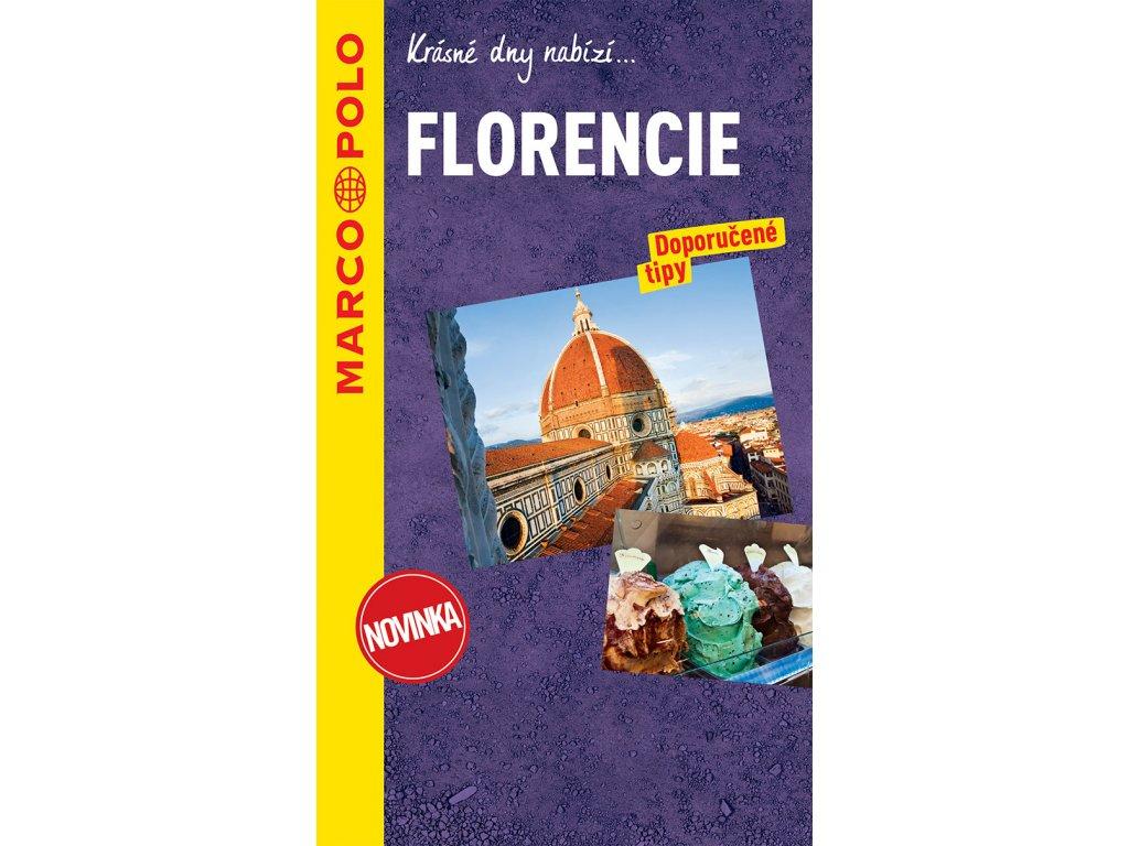 Florencie/průvodce na spirále MD