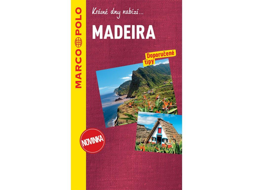 Madeira/prův.na spirále MD