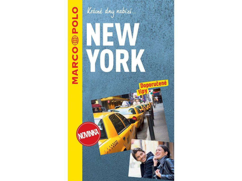 New York/ průvodce spirála MD