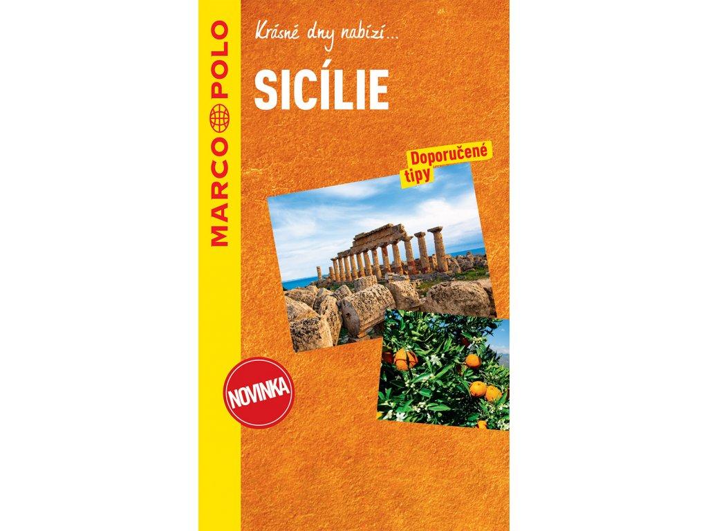 Sicílie/průvodce na spirále MD