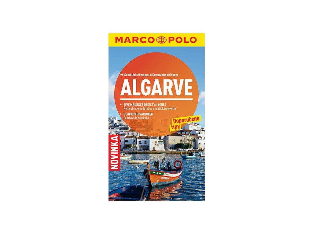 Algarve/cest.průvodce s mapou MD