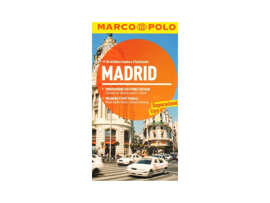 Madrid/průvodce s mapou MD