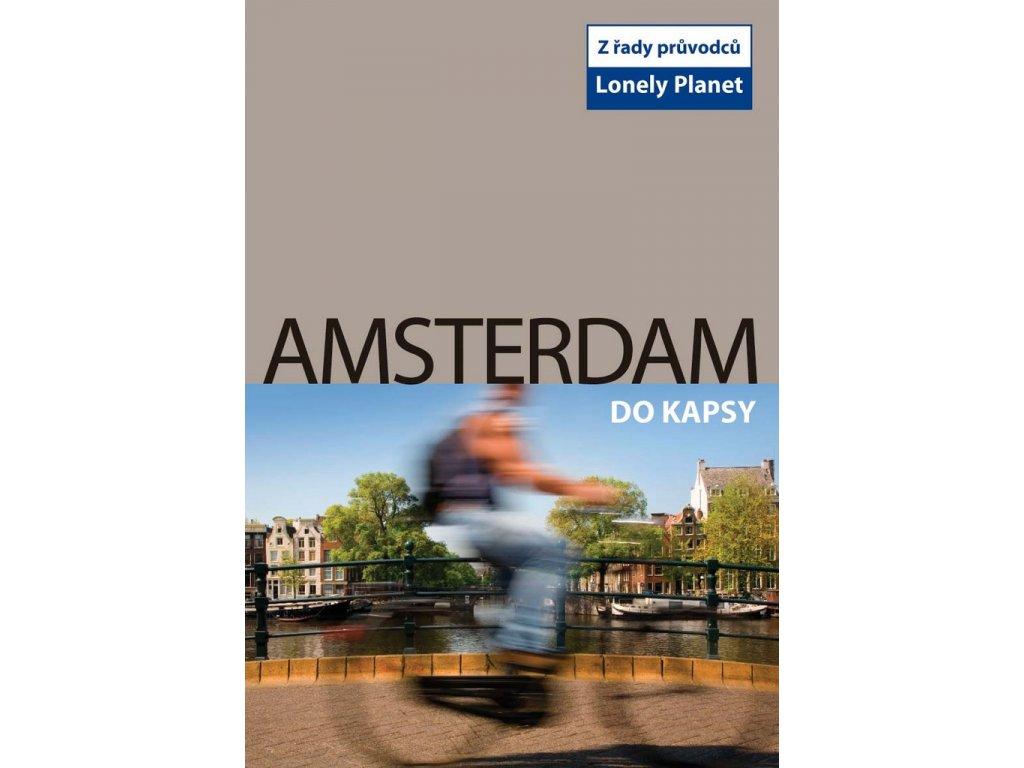 Amsterdam do kapsy/průvodce LP česky