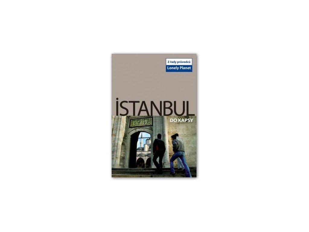 Istanbul do kapsy-průvodce LP česky Svojtka