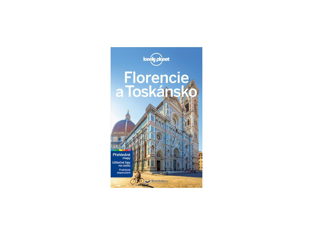 Florencie a Toskánsko/průvodce  LP  česky