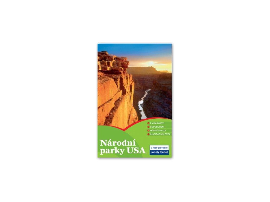 Národní parky USA/průvodce  LP poznáváme česky