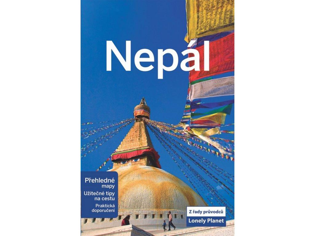 Nepál - průvodce LP česky