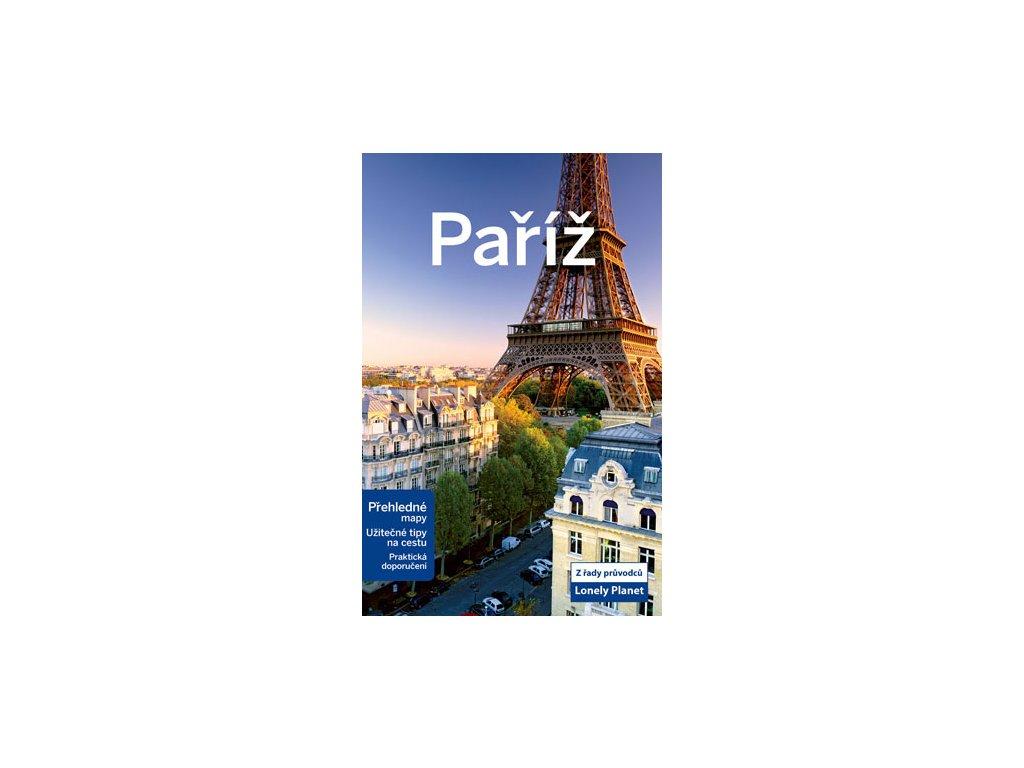 Paříž 2014/průvodce LP česky