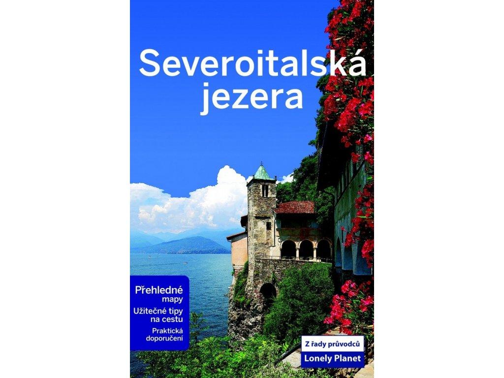 Severoitalská jezera/průvodce LP česky