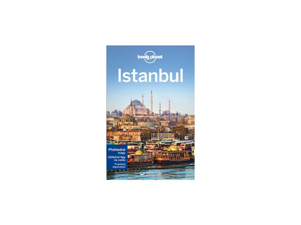 Istanbul/průvodce LP česky