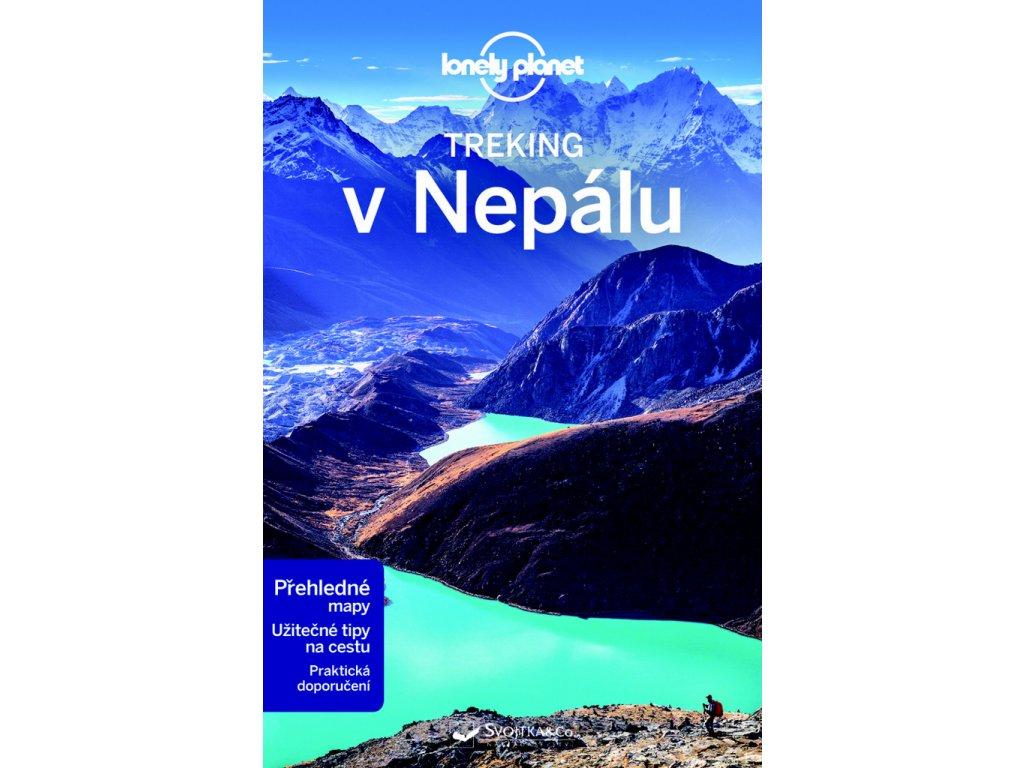 Treking v Nepálu/průvodce LP česky