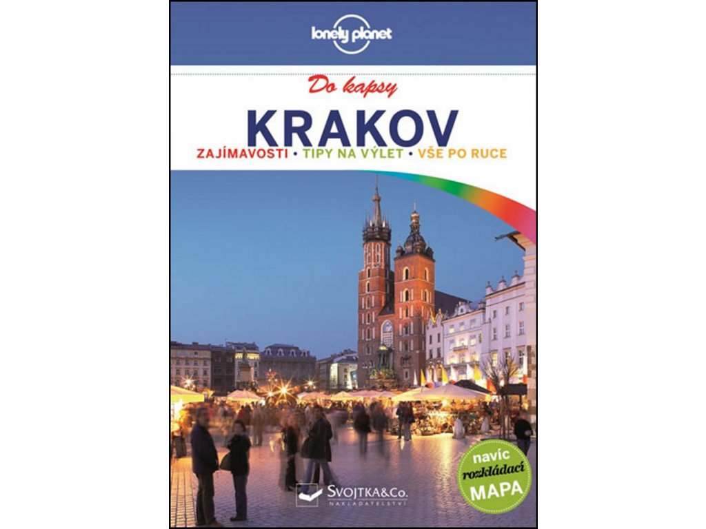 Krakov do kapsy/průvocce Lp česky