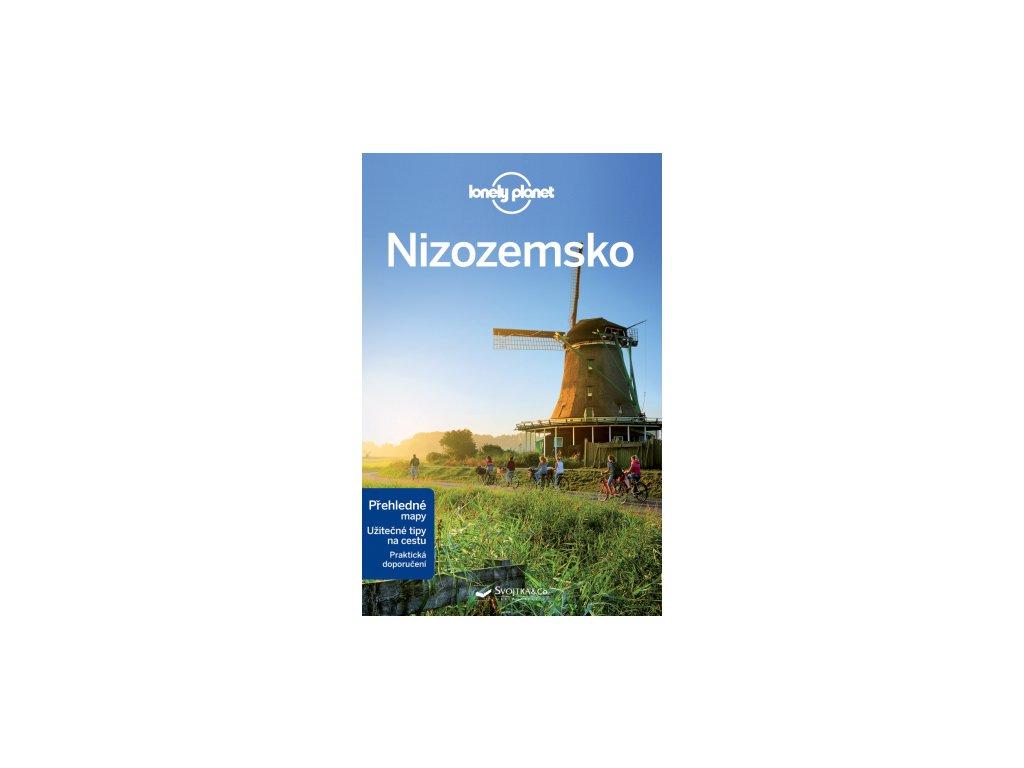 Nizozemsko / průvodce LP  česky