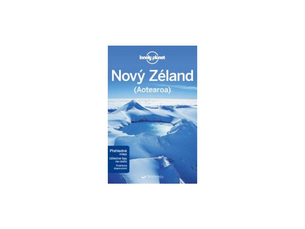 Nový Zéland/průvodce  LP 2017