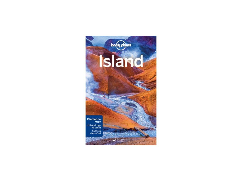 Island LP průvodce nový