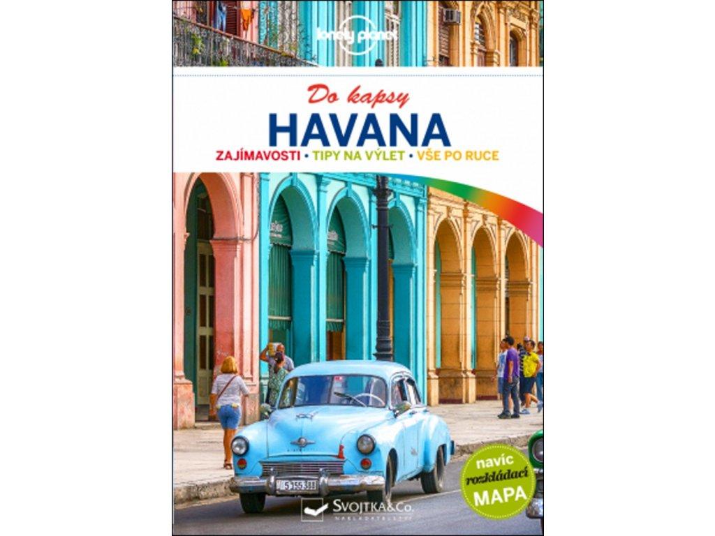 Havana LP průvodce do kapsy