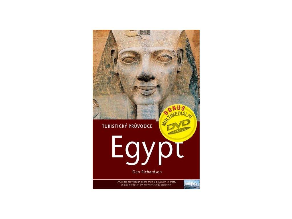 Egypt +DVD tur. průvodce JOTA