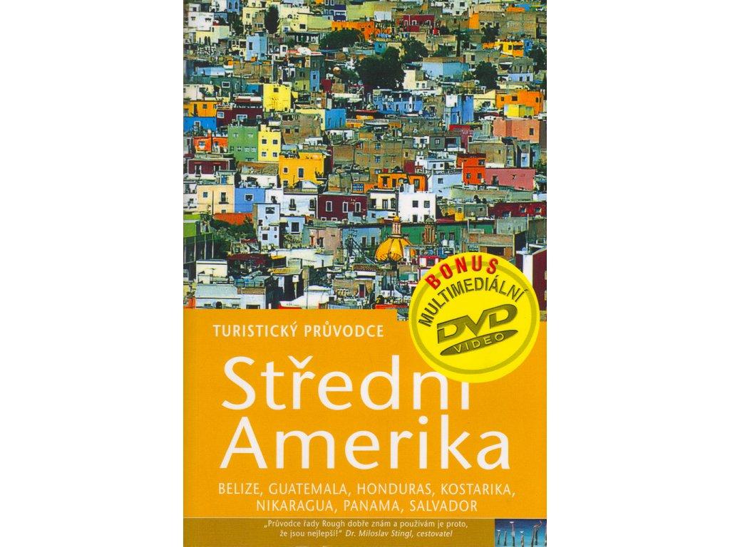 Střední Amerika+DVD 2.vyd. Jota