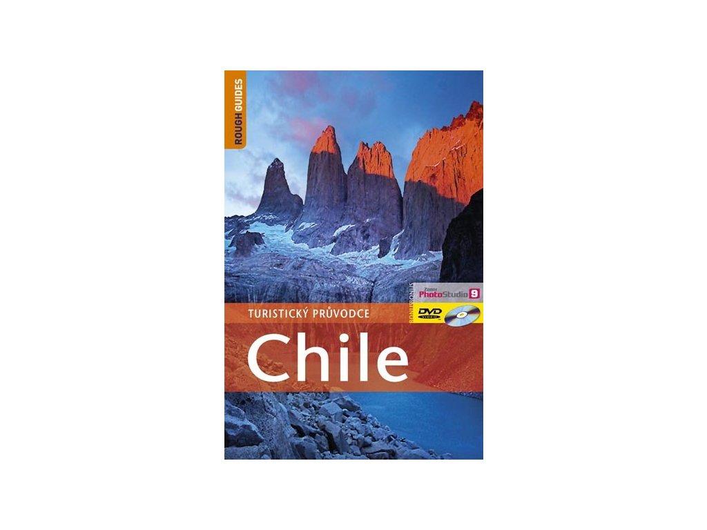 Chile /průvodce s DVD JOTA