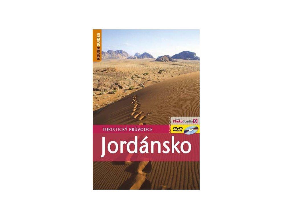 Jordánsko / průvodce JOTA s DVD