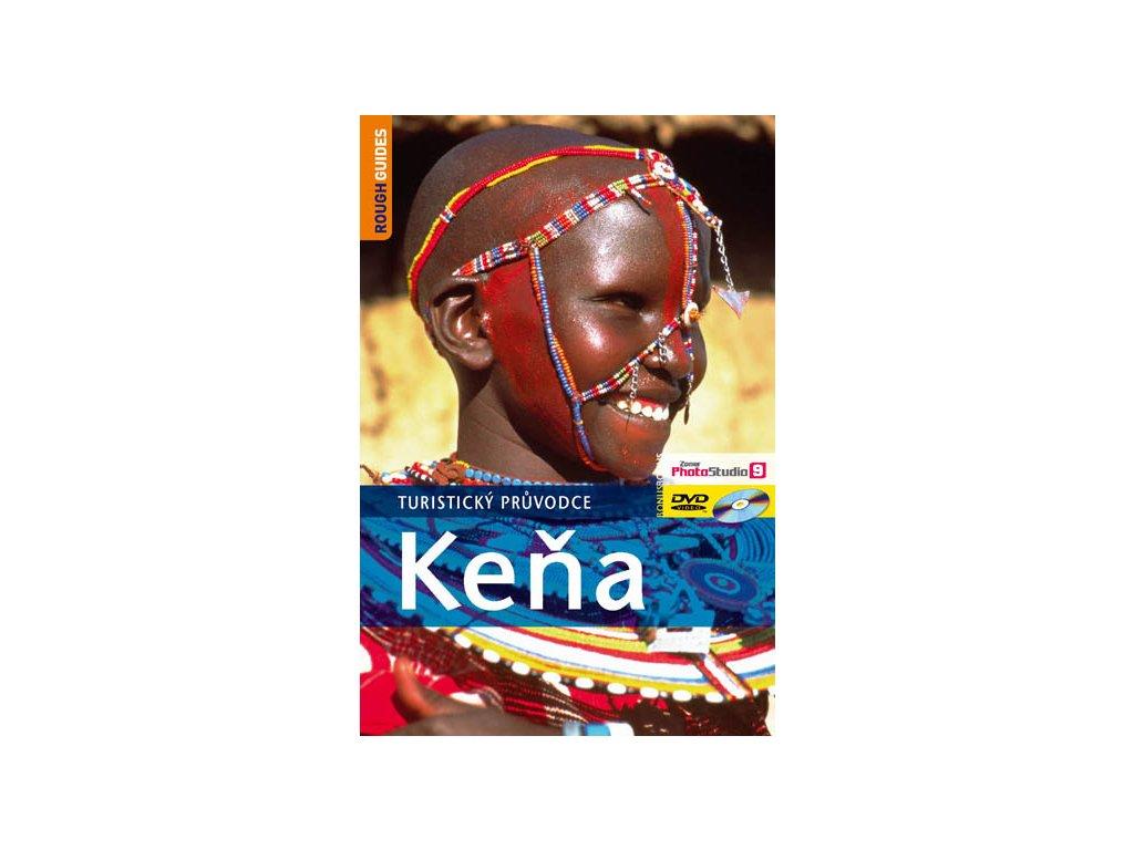 Keňa turistický průvodce JOTA