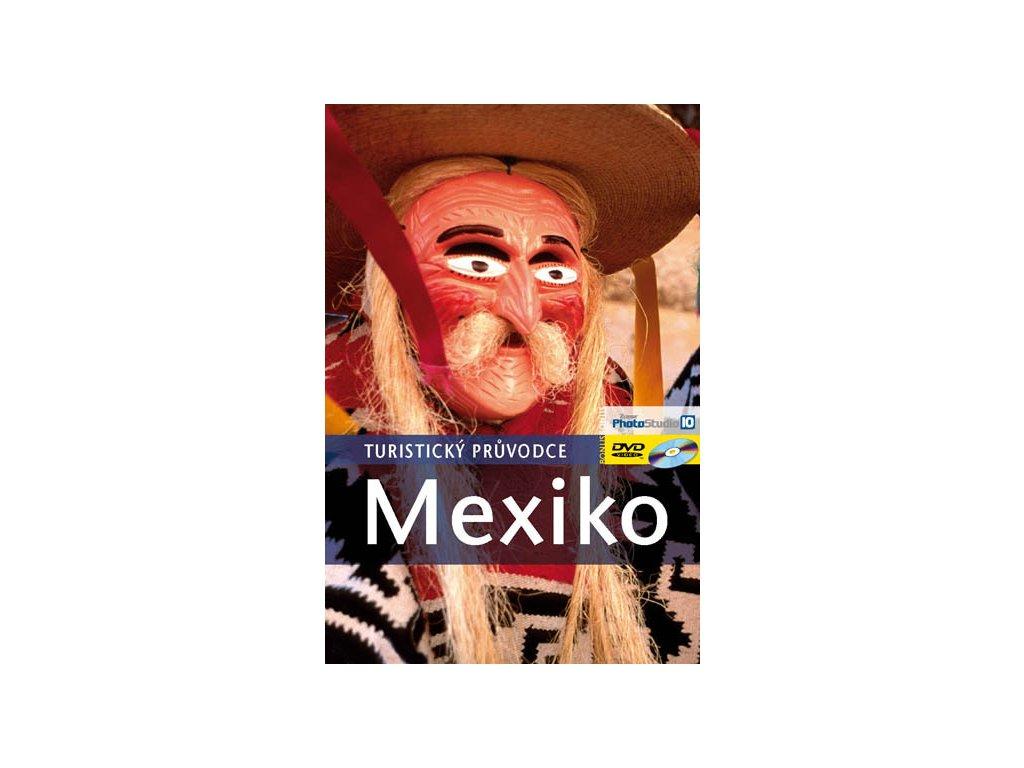 Mexiko průvodce+DVD JOTA