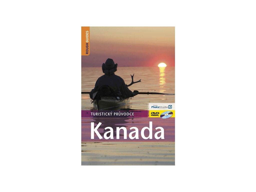 Kanada /průvodce JOTA s DVD