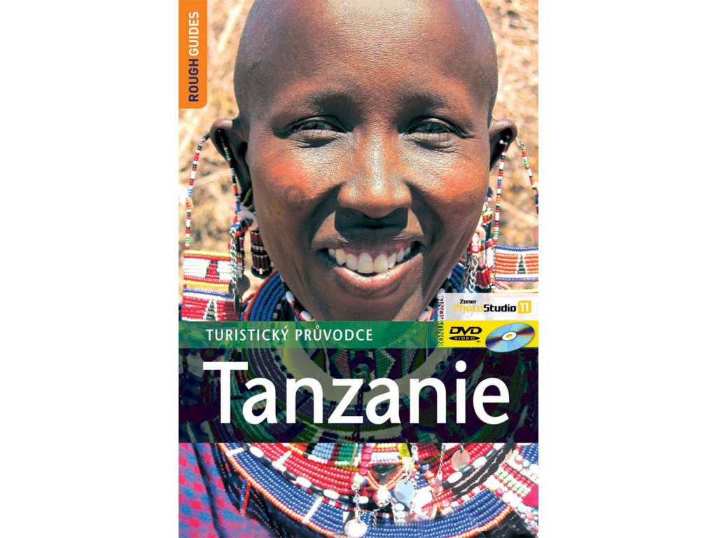 Tanzanie /průvodce JOTA s DVD