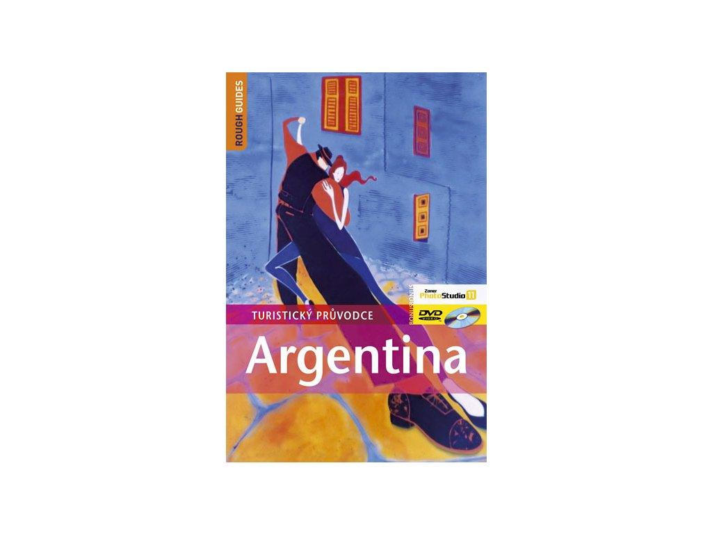 Argentina / průvodce JOTA s DVD