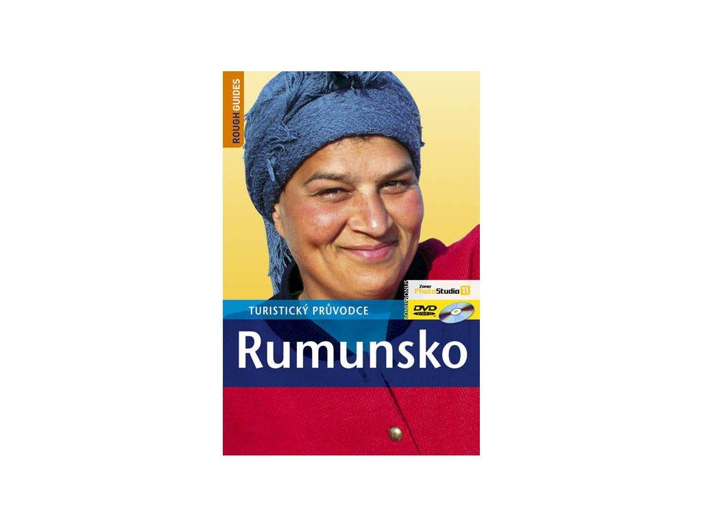 Rumunsko-turist. průvodce JOTA s DVD