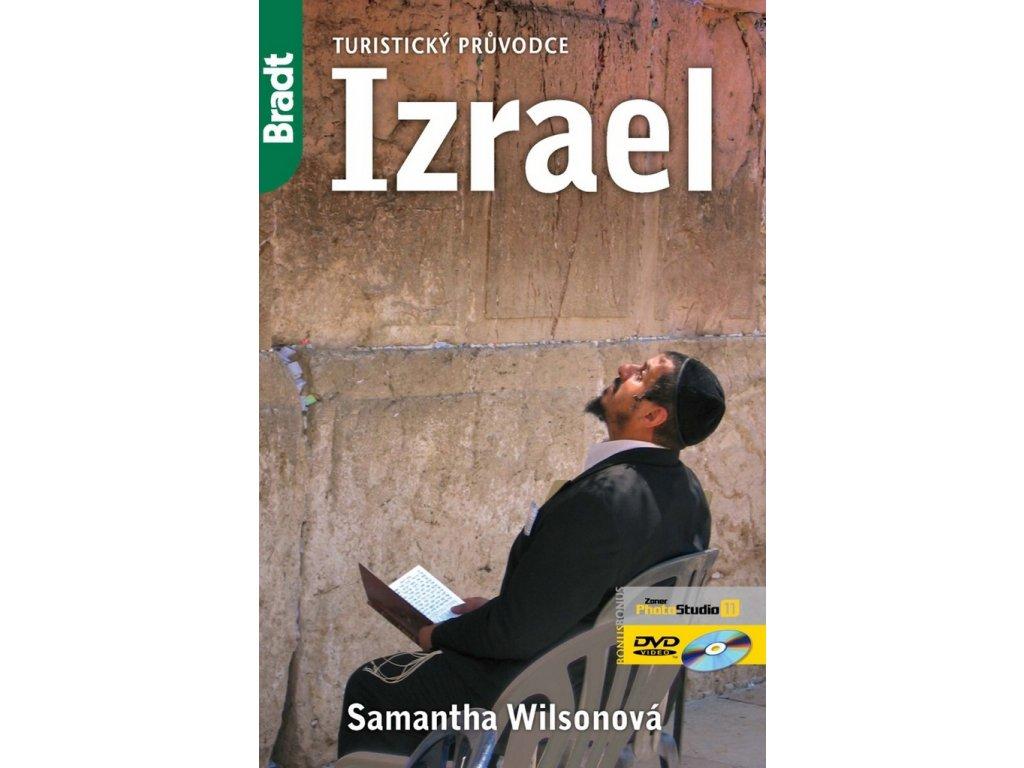Izrael /průvodce JOTA s DVD