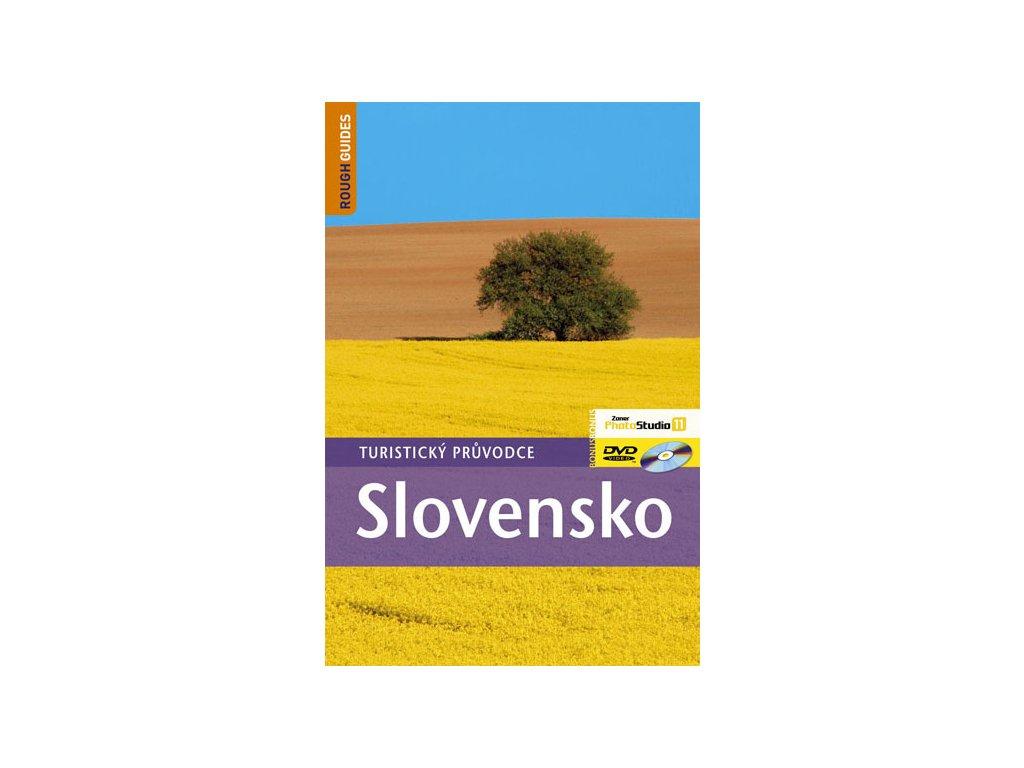 Slovensko /průvodce JOTA s DVD